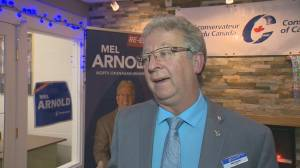 Federal Election 2019: Conservative Mel Arnold re-elected in North Okanagan – Shuswap (01:55)