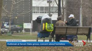 Homeless advocates slam Toronto's COVID-19 response, while long-term care fears continue