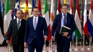EU leaders agree on 2050 climate neutrality without Poland
