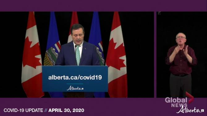 Covid 19 Alberta Schools To Stay Closed For Rest Of Academic Year Province Eyeing Early Summer Start Globalnews Ca