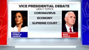 Coronavirus to top vice-presidential debate as White House continues to face COVID-19 outbreak