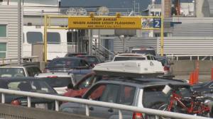 Confusion and frustration build over 'locals first' boarding rules for BC Ferries. (01:55)
