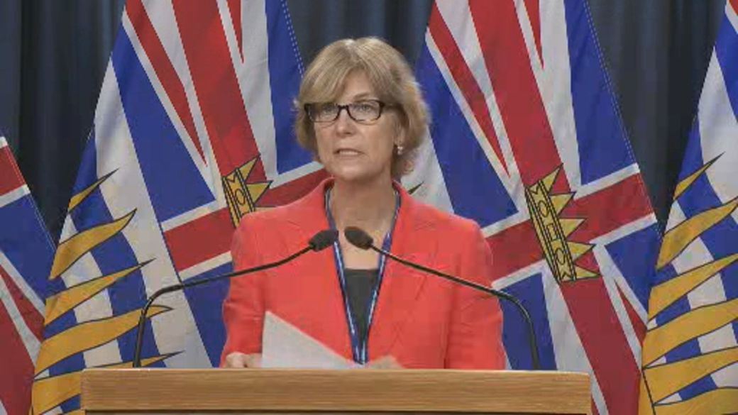 Click to play video: 'Report released on COVID-19 outbreaks in B.C. care homes details need for sick pay, rapid testing'