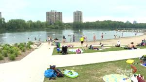 Verdun beach opens for the season with strict COVID-19 restrictions