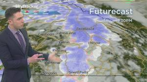 Kelowna Weather Forecast: February 12