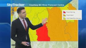 Kelowna Weather Forecast: June 1