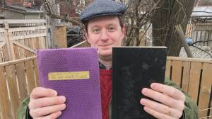Lost and found: Toronto man finds B.C. woman's top secret 1983 treasure (01:47)