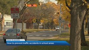Preventing traffic accidents in school zones
