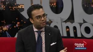 Avenue Edmonton Top 40 Under 40: Cardiologist Dr. Debraj Das