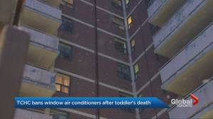 Window air conditioners banned in Toronto Community Housing buildings after toddler's death