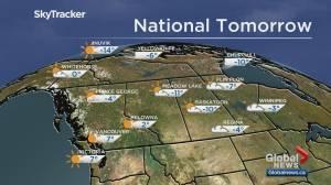 Edmonton weather forecast: March 14, 2020