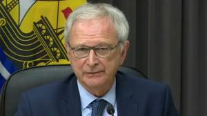 Higgs says New Brunswick needs to 'respect the rules' following Nova Scotia's modified self-isolation measures (02:28)