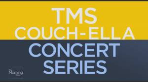 TMS Couch-ella: Noah Schnacky performs 'Meet the Man'