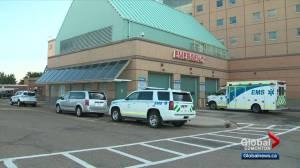 Edmonton, Calgary experiencing strain on emergency services: AHS (01:53)