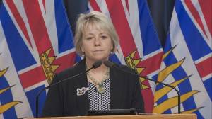 More details from B.C.'s top doctor on the death of two-year-old from COVID-19 (01:40)