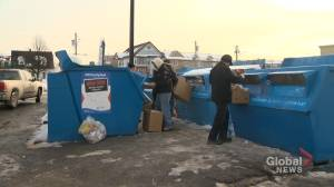 Recycling discarded plastic bags becoming an issue in southern New Brunswick