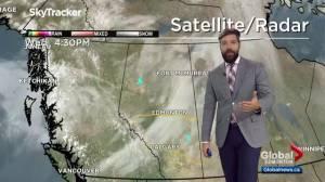 Edmonton Weather Forecast: Oct. 30