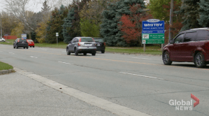Whitby outlines priorities for next federal government