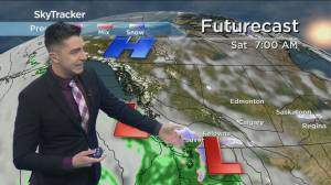 Kelowna Weather Forecast: April 22 (03:42)