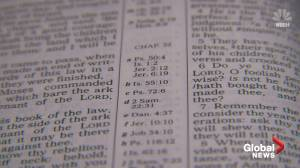 Florida lawmakers consider 'Bible Bill'