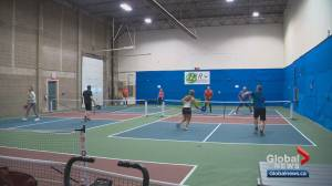 Pickleball is a sport on the rise