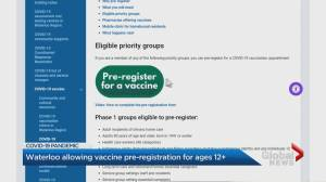 Ontario to offer COVID-19 vaccine to those 12+ when supply allows (02:16)