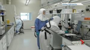 Hospitals of Regina Foundation invests $150K in VIDO-InterVac lab (01:59)