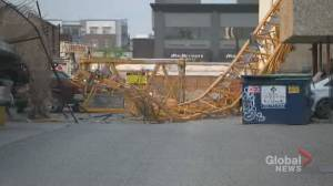 Questions remain after deadly Kelowna crane collapse (02:11)