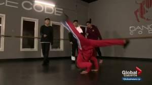 A closer look at break dancing