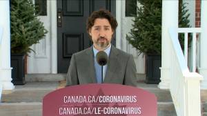 Coronavirus outbreak: Role of citizens key in avoiding second wave, Trudeau says
