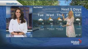 Global News Morning weather forecast: October 13, 2020