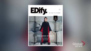 Edify Magazine features former Global Edmonton reporter-turned-Hollywood actress (05:49)