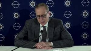 RAW: Winnipeg Jets Paul Maurice Interview – Apr. 10 (06:21)