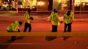 Man dead after being struck by a vehicle in North York