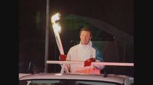 Vancouver 2010 anniversary: Squire Barnes and the torch relay