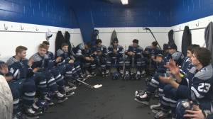 North Vancouver junior hockey team sets record
