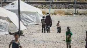 Canada repatriates orphaned girl from ISIS camp in Syria (01:59)