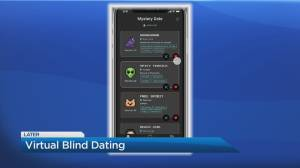 The new blind dating app focusing on connection (04:29)