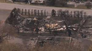 TSB: No evidence train caused fire that destroyed B.C. town (02:05)