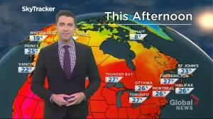 Saskatchewan weather outlook: August 4 (02:56)