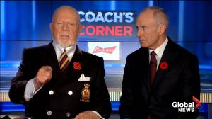 Don Cherry criticized for comments on immigrants, poppies