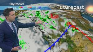 Kelowna Weather Forecast: August 10