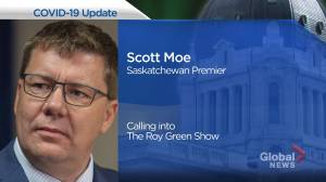 Saskatchewan will do everything it can to avoid another lockdown: Moe (01:52)