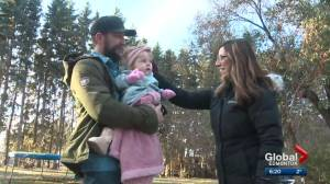 Spruce Grove baby wins drug company lottery for $2.8M Zolgensma spinal muscular atrophy treatment (04:54)