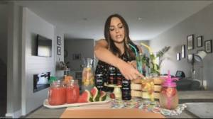 Healthy Summer Drink Ideas (04:49)