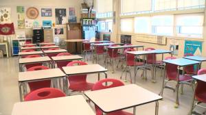 COVID-19 school screening guidelines updated in Kingston, Belleville to limit absences (01:51)