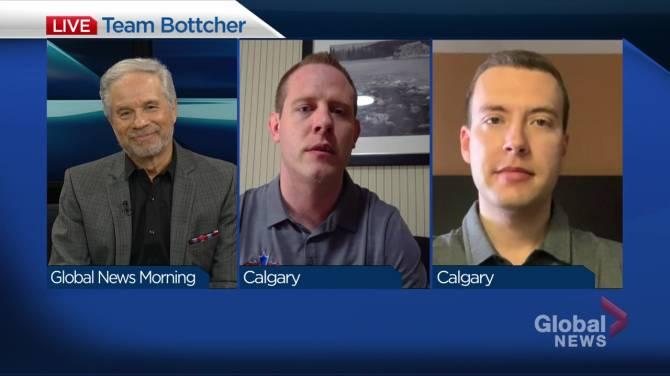 Click to play video: Team Bottcher is setting its sights on the World Men's Curling Championship
