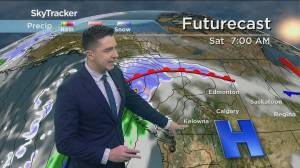 Kelowna Weather Forecast: March 11 (03:18)