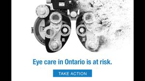 Ontario optometrists raise alarms about eye-care deficiencies