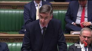 Vote against Brexit timetable is  vote against Oct. 31 departure: U.K. government